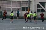 大楠小学校 タグラグビー