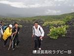 富士登山2011