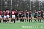 新人戦 vs日大高