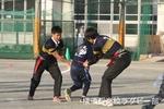 大楠小学校 タグラグビー2012