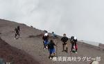 富士登山2012